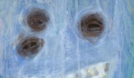 Blue Haze detail