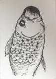 fish&head #2